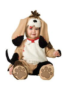 Toddler Infant Child Halloween Costume Precious Puppy Dog