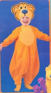 Toddler Bear in The Big Blue House Costume Size 12 24 Months Baby Kids Halloween