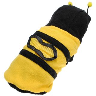 4 Style Pet Puppy Dog Cat Clothes Coat Giraffe Rabbit Bee Hoodie Costume Apparel