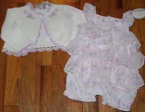 Baby Girls Clothes 3 6 Months Koala Baby Boutique Flower Print Outfit Cute