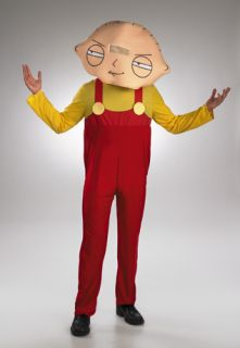 Family Guy Stewie Baby Funny Mens Halloween Costume