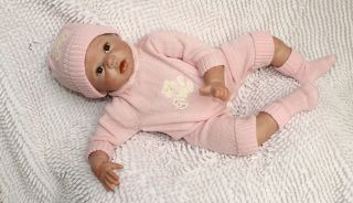 22 inch New Baby Lifelike Reborn Baby Soft Silicone Vinyl Baby Doll Kids Gift