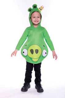 Toddler Angry Birds King Pig Halloween Costume