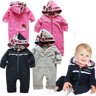 Baby Toddler Panda Hoodies Outerwear Top Pant Boy Girl Children Clothing Set