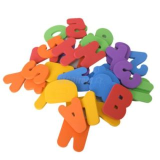 Set 36pcs Bathing Bath Tub Foam Letters Numbers Baby Kids Play Toy