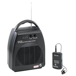 Church Concert Professional Personal Wireless PA System Portable PA System