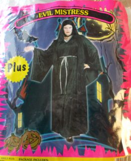 Adult Plus Size Halloween Costumes