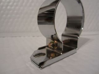 Ford Chrome Coil Bracket for Stock Style Ford Coils