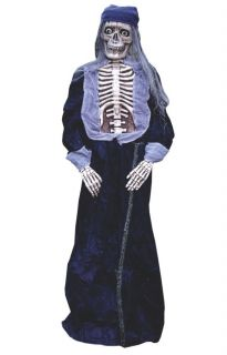 Skeleton Groom 72 inch Prop Scary Haunted House Wedding Theme Halloween Party