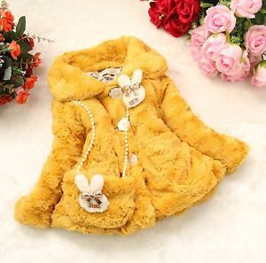 Women Winter Warm Coat Fur