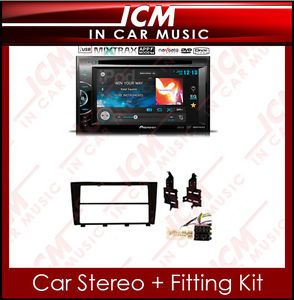 Lexus IS200 Car DVD USB  Radio Player with Double DIN Stereo Fitting Kit