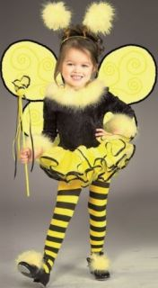Kids Halloween Costume Cute Toddler Bumble Bee Outfit