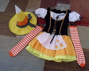 Womens Halloween Costumes Candy Corn