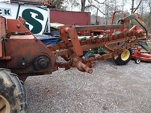 A615 Ditch Witch Trencher Attachment Parts Construction Heavy Equipment