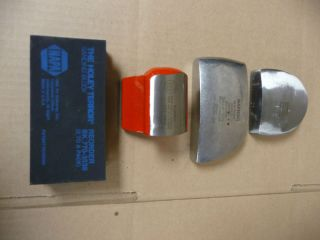 Auto Body Fender Repair Dolly Tool 5 PC Napa Carlyle