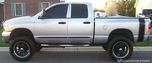 "Dual 9"" Bed Stripes for Truck Beds Fits Dodge Ford Chevys More"
