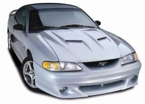 94 98 Ford Mustang RAM Air Hood Type II