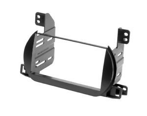 Radio Stereo Double DIN Mount Trim Install Car Dash Kit