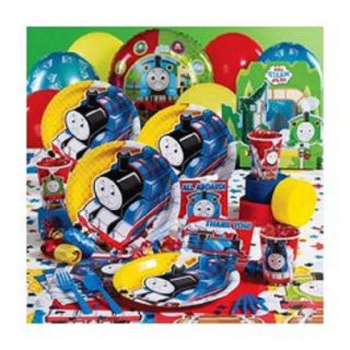 Thomas The Train Friends Birthday Party Supplies Pick Buy The Items You Need
