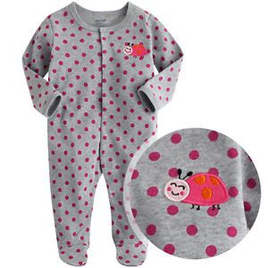 Made in Korea Bug Dog Baby Boy Girl Infant Cotton Clothing OA 1133