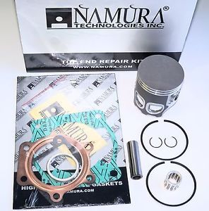 1988 2006 Yamaha 200 Blaster Namura Standard Bore 65 92mm Piston Kit w Gaskets