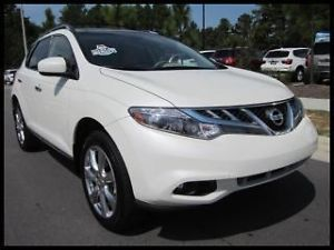 2012 Nissan Murano AWD Platinum Navigation Bluetooth Backup Camera Crossrails