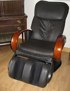 HTT Human Touch Tech Model HTT 10CRP Full Body Massage Chair Mint Cond Like New
