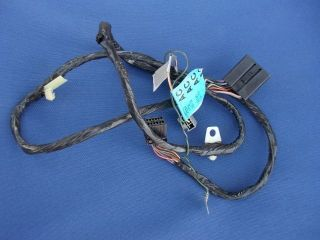 1998 2006 Ford Taurus Sable 6 Disc CD Changer Wiring Harness Cable