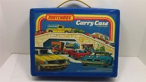 1978 Matchbox Superfast 48 Car Carrying Case