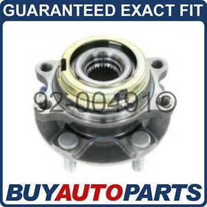 New Nissan Murano Quest Front Wheel Hub Bearing