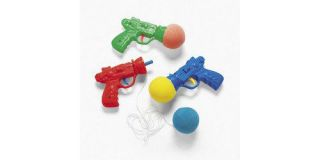 Pack of 12 Plastic Shooter Guns Birthday Party Fun Toy Guns Favors Bag Filler