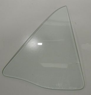 1967 1968 Ford Mustang Convertible Right Passenger Side Quarter Glass Clear