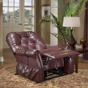 Med Lift 3555 Heavy Duty Electric Recliner Liftchair