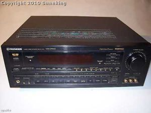 Pioneer VSX D702S Audio Video Digital Signal Stereo Receiver