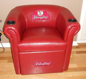 Yuengling Beer Red Cooler Chair ☆unique☆new A Must C