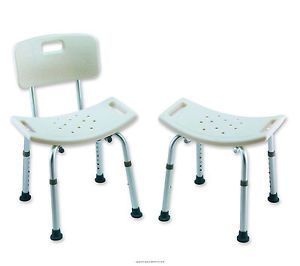 Heavy Duty Bath Chair Bariatric Invacare Shower Seat