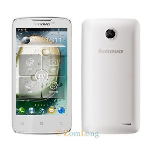 "4 5"" IPS Screen Lenovo A820 Android 4 1 Quad Core CPU Dual Sim 1g RAM Cell Phone"