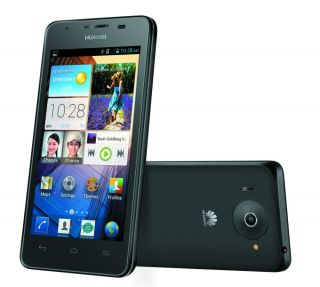 New Huawei Ascend Y300 Unlocked GSM Phone Android 4 1 Jellybean OS Dual Core CPU
