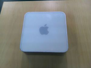 Apple Mac Mini G4 2005 1 25GHz 80GB Hard Drive 1GB Memory CDRW DVD