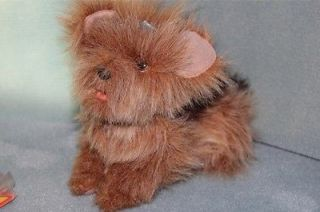 Fur Real Teacup Pups Yorkie Puppy Dog Toy Furreal