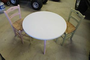 Pottery Barn Kids Table Chairs