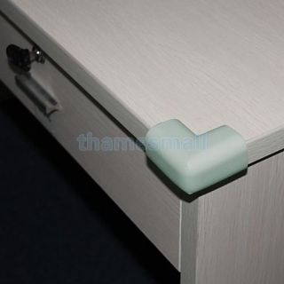 4pcs Table Desk Shelves Edge Corner Cushion Cover Baby Safety Guard Protector