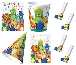 Baby Einstein Baby Birthday Party Supply Choices Choose Items You Need