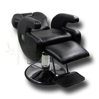 Five All Purpose Barber Salon Spa Beauty Hydraulic Recline Chair Lounge