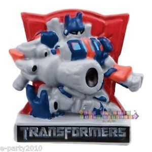 Wilton Transformers Cake Decoration Topper Birthday Party Supplies