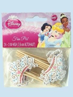 Wilton Disney Princess Party Fun PIX Cake Decorating