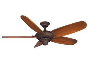 Hampton Bay Altura 56 inch Ceiling Fan Bronze with Remote Control
