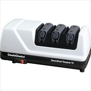Chefs Choice Electric Kitchen Hunting and Fishing Knife Sharpener