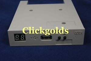 "3 5"" 720KB USB Floppy Disk Drive Emulator for Barudan Embroidery Machine"