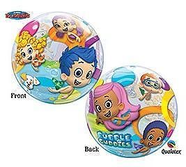 1 Bubble Guppies Happy Birthday Party Balloons Decorations Supplies Sea Ocean